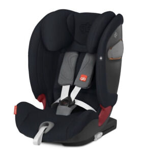 NEW Gb (cybex) Everna-Fix Car Seat Group 1/2/3, 9 Months-12 Years 9-36kg RRP 249