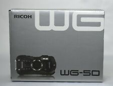 RICOH WG-50 Orange Waterproof Digital Camera Japan Ver. New / FREE-SHIPPING
