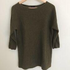 J. Crew 100% cashmere tunic sweater women's