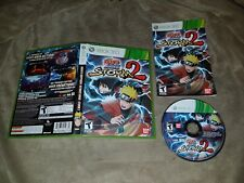 Naruto Ninja Storm 2 - Complete (Microsoft Xbox 360) NTSC