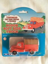 ERTL Thomas the tank engine: Sodor Soft Side Truck: new in packaging - rare!