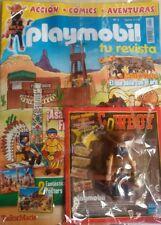 Revista playmobil número 3 cow boy nueva sin abrir new
