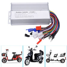 Electric Bicycle Part Brushless Motor Controller for E-Bike Eliminate Tire Noise
