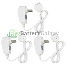 3 HOT! Wall AC Charger for Apple iPod Classic 3G 4G 5G 6G 7G 4th 5th 6th 7th Gen