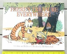 There's Treasure Everywhere A Calvin & Hobbes Collection by Bill Watterson 1996