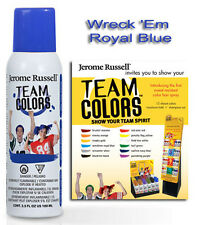Jerome Russell Team Color spray in temporary hair color 3.5 oz - Wreck 'Em Royal