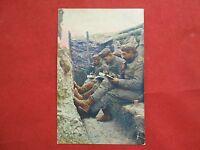 Postkarte Original Feldpost Der europäische Krieg 1914/16