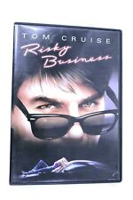 Risky Business Dvd movie starring Tom Cruise Rebecca De Mornay Dvd63