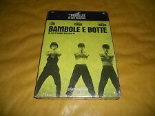DVD-BAMBOLE E BOTTE-BRUCE LEE E IL GRANDE CINEMA DELLE ARTI MARZIALI N.31