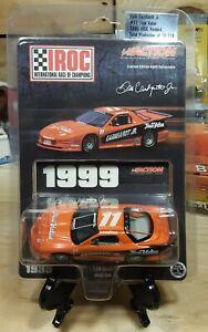 1999 Dale Earnhardt Jr #11 IROC Orange NASCAR Action Die cast 1:64 Stock Car