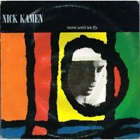 """Nick Kamen - Move Until We Fly (ITA 1990 WEA 9031 71059-1) LP 12""""."""