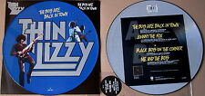 "THIN LIZZY - THE BOYS ARE BACK IN TOWN 12"" VINYL PIC PICTURE DISC"