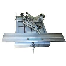 New Hermes Engravograph Model IT FV Engraving Machine FOR ALUMINIUM SILVER