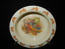 "Royal Doulton, ""Bunnykins"" Vintage Toddlers Cereal Bowl"