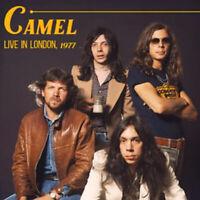 CAMEL - Live In London, 1977 Vinyl lp DBQP35 rare live show