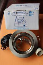 Aurora AU-DLM742 64mm SGU10 Die Cast NON STANDARD tilting downlight White 240v