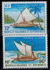 Timbre de Nouvelle Calédonie N° 535 et 536 neufs **