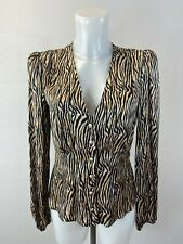 Ladies new ex River Island satin blouse size  6 8 10 12 14 16 18