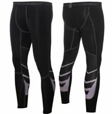 Compression Cool Dry Sports Tights Pants Baselayer Running Leggings Yoga LARGE