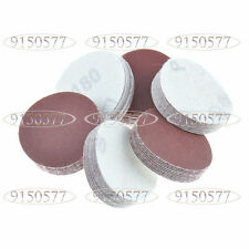 100pcs 3inch(75mm) 2000Grit Sander Disc Sanding Pad Polishing Pad Sandpaper