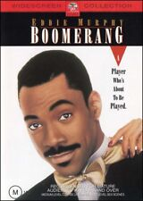 BOOMERANG (Eddie MURPHY Halle BERRY Robin GIVENS) Romantic Comedy Film DVD Reg 4