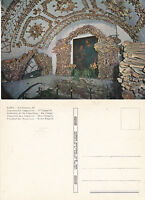 FIRST CHAPEL CEMETERY OF THE CAPUCHIN ROME ITALY UNUSED COLOUR POSTCARD