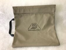 Outdoor toilet bag canvas (suits  jimmy's thunder box) replacement camping