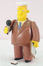 KENT BROCKMAN~ Wave 5 Loose The Simpsons WOS MINT~