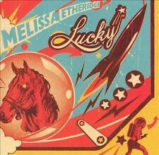 Lucky by Melissa Etheridge (CD, Feb-2004, Island (Label))