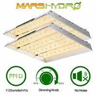 2PCS Mars Hydro TSW 2000W LED Grow Light Full Spectrum Indoor Hydroponic Plants