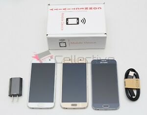 """Samsung Galaxy S6 G920T T-Mobile GSM 32GB Android Smartphone 4G LTE 5.1"""""""