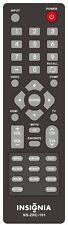 Insignia ZRC-101 TV Remote Control