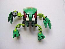 Lego 8564 Bionicle LEHVAK- 100% Complete with  Krana