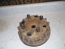honda trx350 foreman 350 fourtrax front brake drum wheel hub 1986 1987 1988 1989