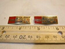 Two (2)  1991 GMC Official Sponsor  94th USA World Cup Soccer  Lapel Pins - New