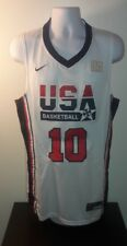 Clyde Drexler Portland Trailblazers Nike Retro Team USA Jersey XL