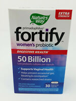 Nature's Way Fortify Women's Probiotic Digestive Health Extra Strength 30 ct.