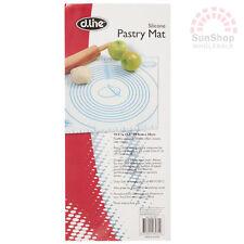 100% Genuine! D.Line Silicone Pastry Mat 49.5cm x 39cm! Heavy Duty!