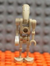 LEGO Genuine Star Wars Tan Battle Droid Minifigure with Straight Arm Minifig
