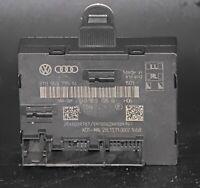 8T0959795B AUDI A4 8K B8 A5 8T DOOR CONTROL MODULE REAR DOOR UNIT ECU REAR LEFT