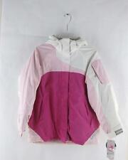 Black Dot Outerwear Girls Waterproof Winter Ski And Snowboard Jacket Pink XL