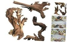 New listing Pivby Natural Aquarium Driftwood Assorted Branches Reptile Ornament for Fish
