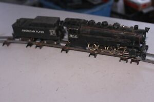American Flyer S Gauge 0-8-0 NPR Steam Locomotive #342 AC (Auction#21)