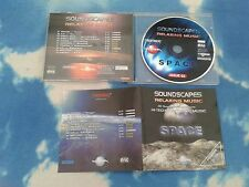 Soundscapes Relaxing Music – 03 Various ‎– Space ITALY CD New Age, Ambient@@