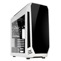 Bitfenix Aegis Core Micro-ATX Windowed USB 3.0 Gaming PC Case Chassis White