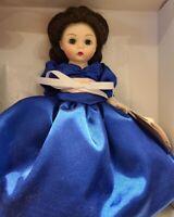 "Madame Alexander #51790 Scarlett O'Hara The Blue Portrait Gown 8"" Doll - Retired"