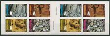 Luxemburg 2005 Gesteinsformationen 1690/93 Markenheftchen postfrisch (C95353)