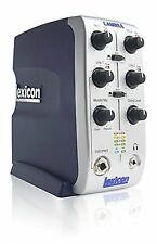 Lexicon Lambda Audio Recording Interface With Cubase Multitrack Software