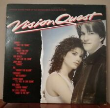 VISION QUEST-MADONNA,JOURNEY,FOREIGNER- DIO - DON HENLEY- S.HAGAR - O.S.T. 1985