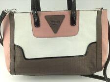 Women's GUESS Brand Taupe NASHI Shoulder Bag - $98 MSRP - 20% off
